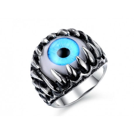 Titanium ring by Spikes
