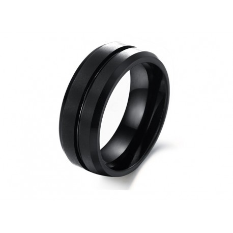 Tungsten ring by Spikes