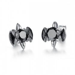 Сережки з камінням OPK