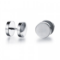 Stainless Steel Earrings by OPK